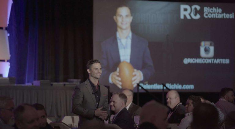 Richie Contartesi Sales Motivation Speaker