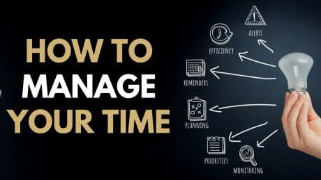 How to Manage Your Time