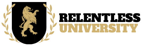 Relentless University Logo